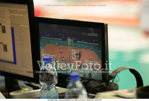 Top Volley Latina - Exprivia Molfetta