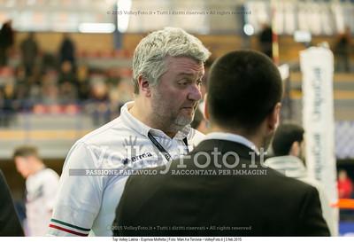 Simone SANTI, 2º Arbitro