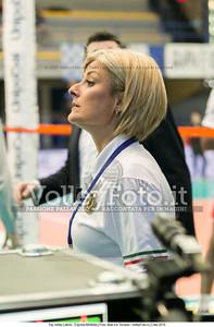 Ilaria VAGNI, 1º Arbitro