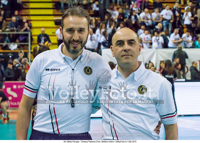 Fabrizio Pasquali, Antonio Longo