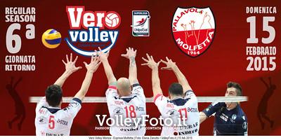 Vero Volley Monza, Exprivia Neldiritto Molfetta