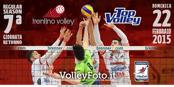 Energy T.I. Diatec Trentino, Top Volley Latina
