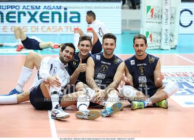 Vero Volley Monza - Altotevere Città di Castello Sansepolcro