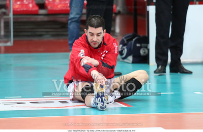 Copra Volley PIACENZA - Top Volley LATINA