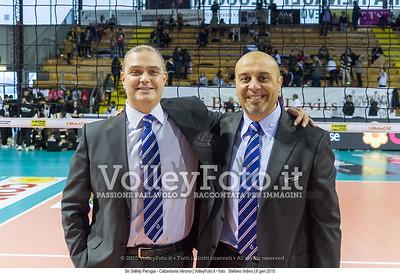 Gianni Bartolini, Stefano Cesare