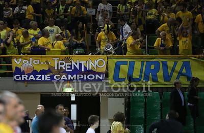 Parmareggio Modena -  Energy T.I. Diatec Trentino - Finale 2