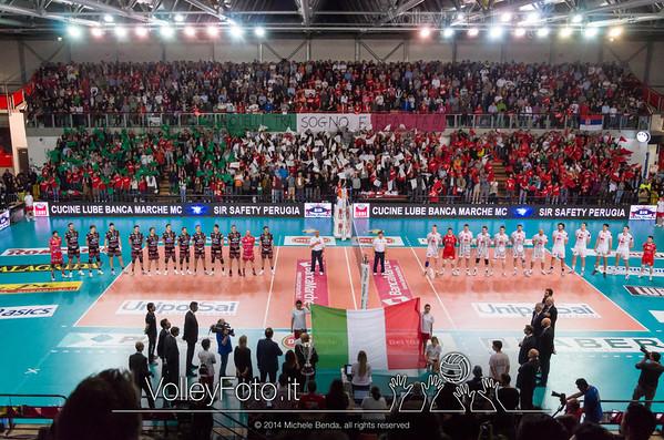 Serie A: Final (Lube Banca Macerata - Sir Safety Perugia ...