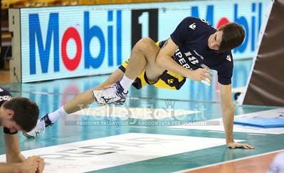 DHL Modena - Exprivia Molfetta 1ª giornata Campionato Italiano di pallavolo maschile Serie A1 SuperLega UnipolSai 2015/16.  Pala Panini Modena, 27.10.2015 FOTO: Elena Zanutto © 2015 Volleyfoto.it, all rights reserved