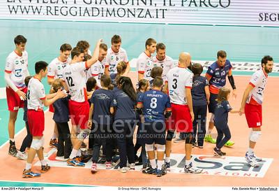 Gi Group Monza - CMC Romagna