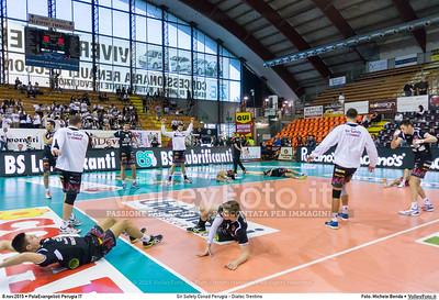Sir Safety Conad Perugia - Diatec Trentino
