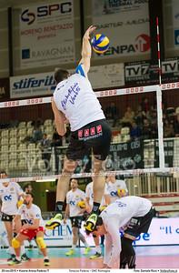 Tonazzo Padova vs CMC Ravenna