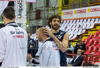Sir Safety Conad Perugia - Gi Group Monza