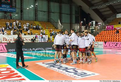 Sir Safety Conad Perugia - LPR Piacenza