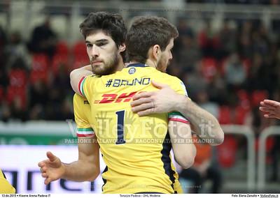 Tonazzo Padova - DHL Modena