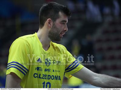 Calzedonia Verona - Sir Safety Conad Perugia