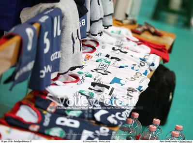 Gi Group Monza - Ninfa Latina 13ª giornata Campionato Italiano di pallavolo maschile Serie A1 SuperLega UnipolSai 2015/16.  PalaSport Monza, 19.01.2016 FOTO: Elena Zanutto © 2016 Volleyfoto.it, all rights reserved [id:20160119.4B2A6207]