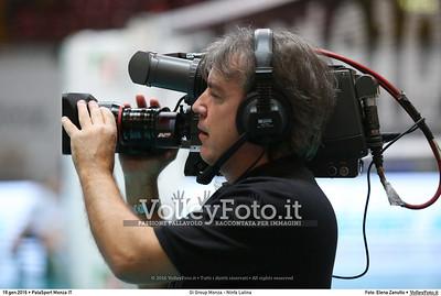 Gi Group Monza - Ninfa Latina 13ª giornata Campionato Italiano di pallavolo maschile Serie A1 SuperLega UnipolSai 2015/16.  PalaSport Monza, 19.01.2016 FOTO: Elena Zanutto © 2016 Volleyfoto.it, all rights reserved [id:20160119.4B2A6315]