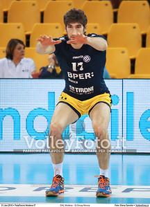 DHL Modena - Gi Group Monza 15ª giornata Campionato Italiano di pallavolo maschile Serie A1 SuperLega UnipolSai 2015/16.  PalaPanini Modena, 31.01.2016 FOTO: Elena Zanutto © 2016 Volleyfoto.it, all rights reserved [id:20160131.4B2A0591]