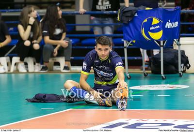 Top Volley Latina - DHL Modena 16ª Giornata ritorno 70º Campionato Serie A1 SuperLega UnipolSai 2014/15.  PalaBianchini Latina, 03.02.2016 FOTO: Mari.Ka Torcivia © 2016 Volleyfoto.it, all rights reserved [id:20160203.MariKa_65A6527]