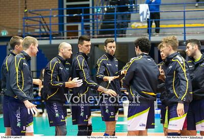Top Volley Latina - DHL Modena 16ª Giornata ritorno 70º Campionato Serie A1 SuperLega UnipolSai 2014/15.  PalaBianchini Latina, 03.02.2016 FOTO: Mari.Ka Torcivia © 2016 Volleyfoto.it, all rights reserved [id:20160203.MariKa_65A6523]