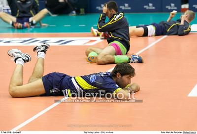 Top Volley Latina - DHL Modena 16ª Giornata ritorno 70º Campionato Serie A1 SuperLega UnipolSai 2014/15.  PalaBianchini Latina, 03.02.2016 FOTO: Mari.Ka Torcivia © 2016 Volleyfoto.it, all rights reserved [id:20160203.MariKa_65A6529]