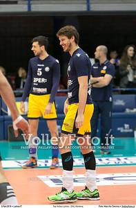 Top Volley Latina - DHL Modena 16ª Giornata ritorno 70º Campionato Serie A1 SuperLega UnipolSai 2014/15.  PalaBianchini Latina, 03.02.2016 FOTO: Mari.Ka Torcivia © 2016 Volleyfoto.it, all rights reserved [id:20160203.MariKa_65A6516]
