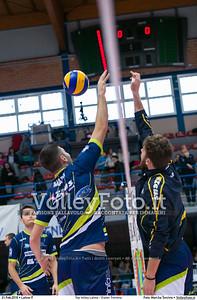Top Volley Latina - Diatec Trentino 19ª Giornata ritorno 70º Campionato Serie A1 SuperLega UnipolSai 2014/15.  PalaBianchini Latina, 21.02.2016 FOTO: Mari.ka Torcivia © 2016 Volleyfoto.it, all rights reserved [id:20160221.MariKa_65A7290]