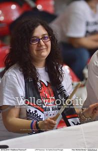 LPR Piacenza - Sir Safety Conad Perugia 21ª giornata Campionato Italiano di pallavolo maschile Serie A1 SuperLega UnipolSai 2015/16.  PalaBanca Piacenza, 28.02.2016 FOTO: Michele Benda © 2016 Volleyfoto.it, all rights reserved [id:20160228.MBQ_5219]