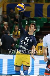 DHL Modena - Tonazzo Padova 22ª giornata Campionato Italiano di pallavolo maschile Serie A1 SuperLega UnipolSai 2015/16.  PalaPanini Modena, 06.03.2016 FOTO: Elena Zanutto © 2016 Volleyfoto.it, all rights reserved [id:20160306.4B2A0602]