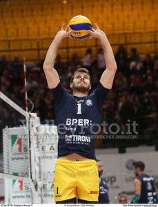 Gi Group Monza - DHL Modena Andata Quarti di Finale Del Monte® Coppa Italia 2015/16. PalaSport Monza, 22.12.2015 FOTO: Elena Zanutto © 2015 Volleyfoto.it, all rights reserved [id:20151222.4B2A5102]