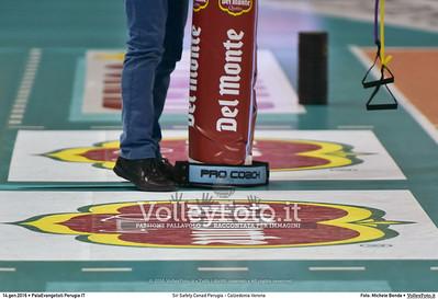 Sir Safety Conad Perugia - Calzedonia Verona Ritorno Quarti di Finale Del Monte® Coppa Italia 2015/16.  PalaEvangelisti Perugia, 14.01.2016 FOTO: Michele Benda © 2016 Volleyfoto.it, all rights reserved [id:20160114.MB2_2372]