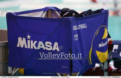 Gi Group Monza - Revivre Milano 16ª giornata Campionato Italiano di pallavolo maschile Serie A1 SuperLega UnipolSai 2015/16.  PalaSport Monza, 04.02.2016 FOTO: Elena Zanutto © 2016 Volleyfoto.it, all rights reserved [id:20160204.4B2A2345]