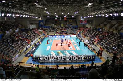 Calzedonia Verona - CMC Romagna