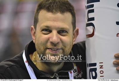 Sir Safety Conad Perugia - Calzedonia Verona