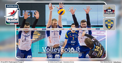 Sir Safety Conad Perugia - Calzedonia Verona | Q4 #ChePlayOff #SuperLega