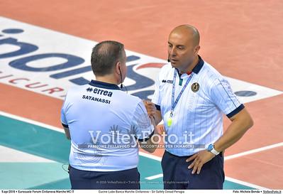 Stefano CESARE  e Omero SATANASSI
