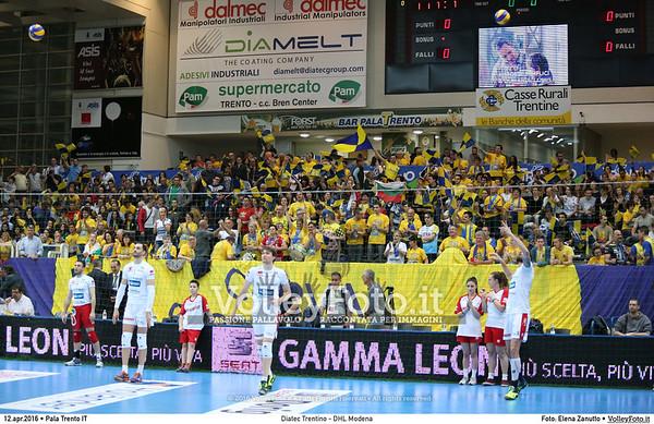 Diatec Trentino - DHL Modena