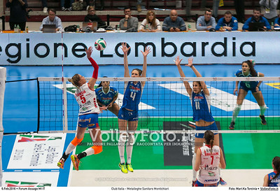 Club Italia - Metalleghe Sanitars Montichiari 18ª giornata Campionato Serie A1 Femminile 2015-16.  Mediolanum Forum Milano, 06.02.2016 FOTO: Mari.Ka Torcivia © 2016 Volleyfoto.it, all rights reserved [id:20160206.MariKa_65A8264]