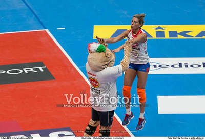 Club Italia - Metalleghe Sanitars Montichiari 18ª giornata Campionato Serie A1 Femminile 2015-16.  Mediolanum Forum Milano, 06.02.2016 FOTO: Mari.Ka Torcivia © 2016 Volleyfoto.it, all rights reserved [id:20160206.MariKa_65A8233]