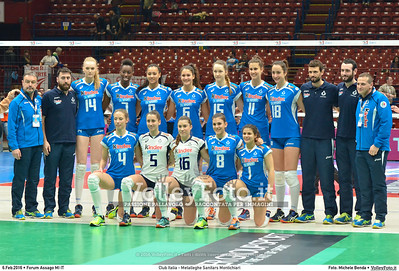 Club Italia - Metalleghe Sanitars Montichiari 18ª giornata Campionato Serie A1 Femminile 2015-16.  Mediolanum Forum Milano, 06.02.2016 FOTO: Michele Benda © 2016 Volleyfoto.it, all rights reserved [id:20160206.MBQ_4504]