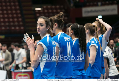 Club Italia - Metalleghe Sanitars Montichiari 18ª giornata Campionato Serie A1 Femminile 2015-16.  Mediolanum Forum Milano, 06.02.2016 FOTO: Mari.Ka Torcivia © 2016 Volleyfoto.it, all rights reserved [id:20160206.MariKa_65A8214]