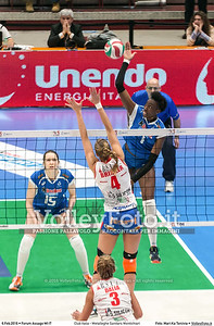 Club Italia - Metalleghe Sanitars Montichiari 18ª giornata Campionato Serie A1 Femminile 2015-16.  Mediolanum Forum Milano, 06.02.2016 FOTO: Mari.Ka Torcivia © 2016 Volleyfoto.it, all rights reserved [id:20160206.MariKa_65A8259]