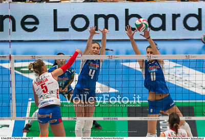Club Italia - Metalleghe Sanitars Montichiari 18ª giornata Campionato Serie A1 Femminile 2015-16.  Mediolanum Forum Milano, 06.02.2016 FOTO: Mari.Ka Torcivia © 2016 Volleyfoto.it, all rights reserved [id:20160206.MariKa_65A8265]
