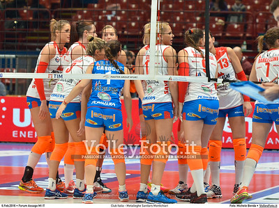 Club Italia - Metalleghe Sanitars Montichiari 18ª giornata Campionato Serie A1 Femminile 2015-16.  Mediolanum Forum Milano, 06.02.2016 FOTO: Michele Benda © 2016 Volleyfoto.it, all rights reserved [id:20160206.MBQ_4513]