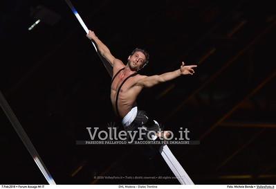 DHL Modena - Diatec Trentino Finale Del Monte® Coppa Italia 2015/16.  Mediolanum Forum Milano, 07.02.2016 FOTO: Michele Benda © 2016 Volleyfoto.it, all rights reserved [id:20160207.MB2_8903]