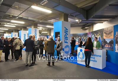 In giro per #Volleyland Mediolanum Forum Milano, 06.02.2016 FOTO: Michele Benda © 2016 Volleyfoto.it, all rights reserved [id:20160206.MB2_7303]