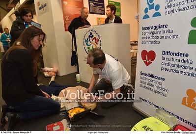 In giro per #Volleyland Mediolanum Forum Milano, 06.02.2016 FOTO: Michele Benda © 2016 Volleyfoto.it, all rights reserved [id:20160206.MB2_7315]