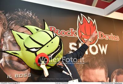 In giro per #Volleyland Mediolanum Forum Milano, 06.02.2016 FOTO: Michele Benda © 2016 Volleyfoto.it, all rights reserved [id:20160206.MB2_7247]
