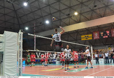 «LPR Piacenza - Sir Safety Conad Perugia»