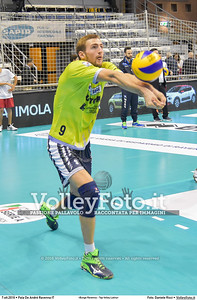 BUNGE RAVENNA vs TOP-VOLLEY LATINA